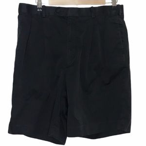 UNDER ARMOUR SHORTS MATCH PLAY PLEATED BLACK